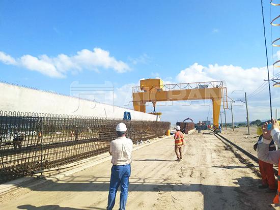 China Gantry Crane Manufacturer