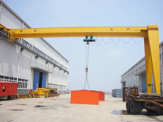 BMH Semi Gantry Crane Price