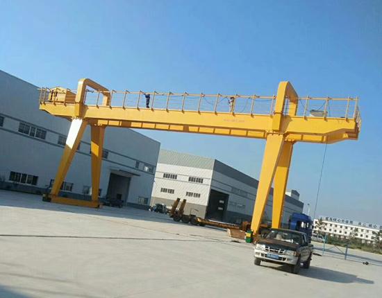 Double Girder 10 Ton Gantry Crane for Sale