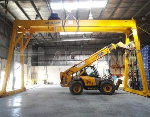 5 Ton Double Girder Gantry Crane Supplier