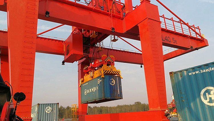 RMG Container Crane Price