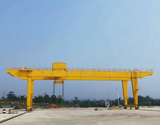 U-shaped Gantry Crane 30 Ton