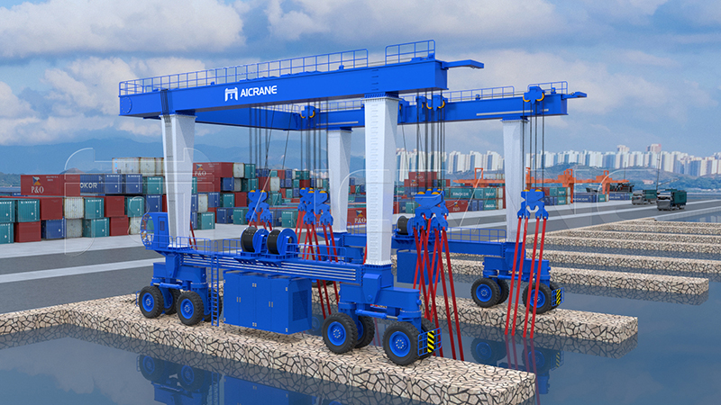 Boat Travel Lift Supplier