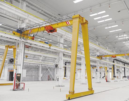 Semi Gantry Crane Supplier