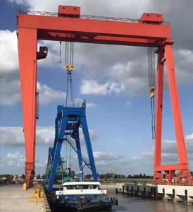 Shipyard Gantry Crane Manufacturer