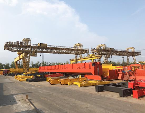 30T Truss Gantry Crane Manufacturer