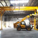 Warehouse Gantry Crane