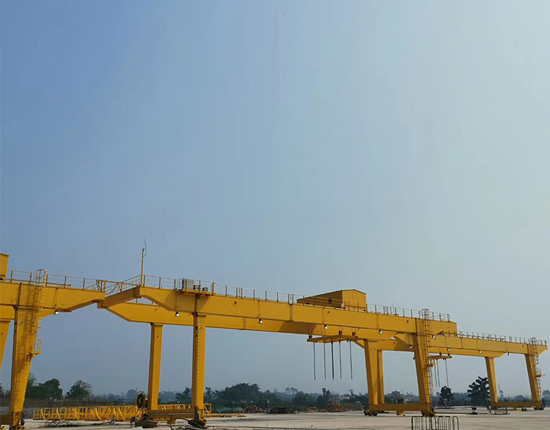 U Type Heavy Duty Gantry Crane Manufacturer