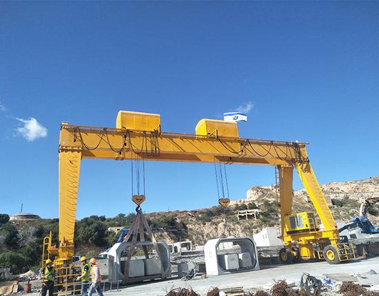 Large Mobile Gantry Crane Manufacturer