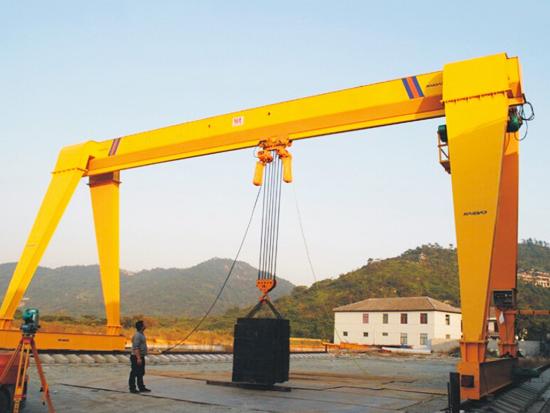 Single Girder Gantry Crane for Sale Philippines