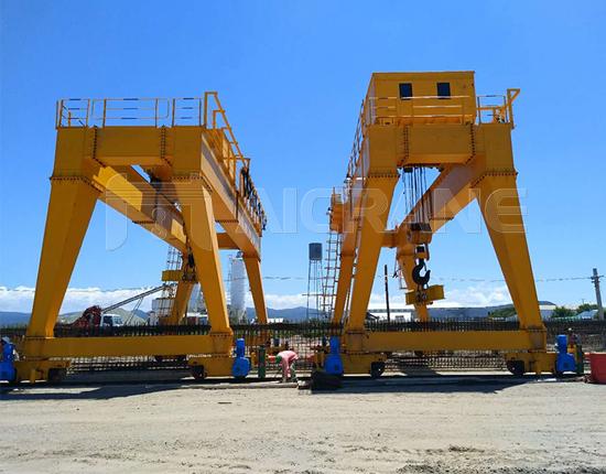 70t Gantry Crane Applications