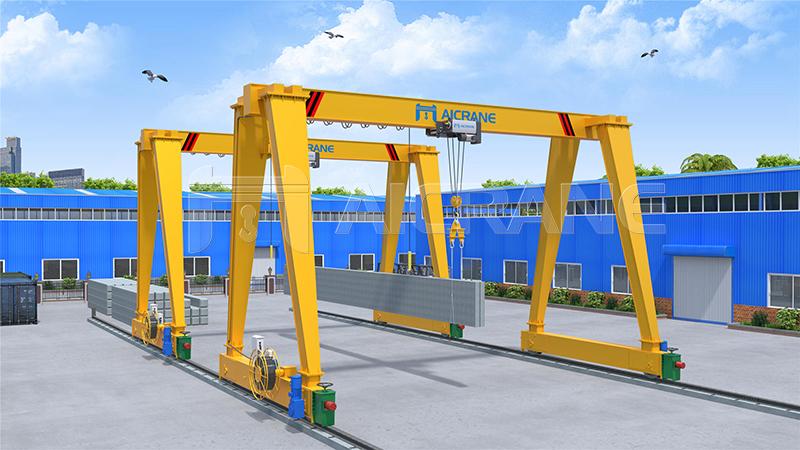 5 Ton Gantry Crane Design