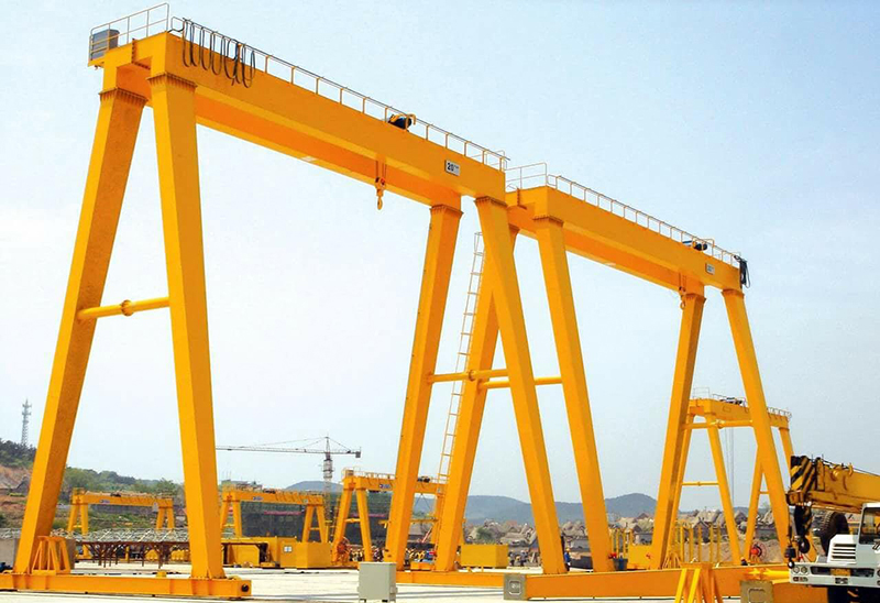20 Ton Gantry Crane Supplier