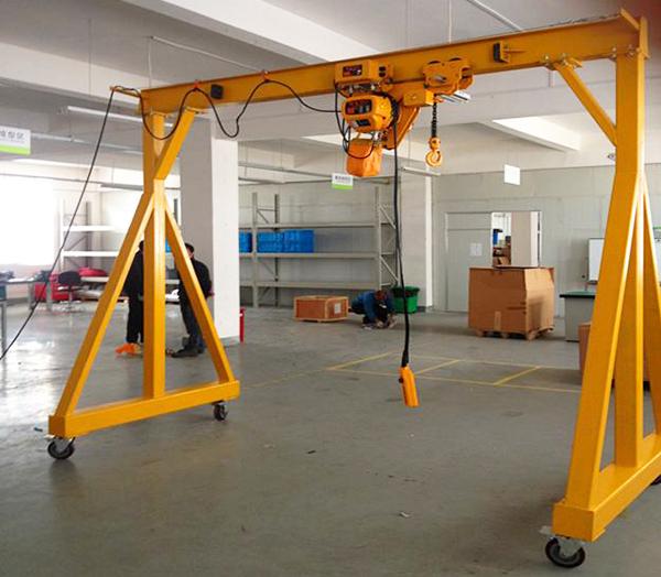 Portable Gantry Crane For Sale