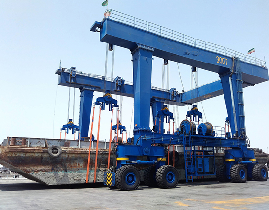 300 Ton Boat Lift For Sale
