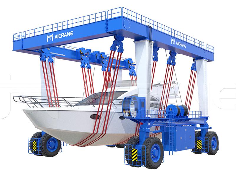 Boat Lift 8-Wheel For Sale